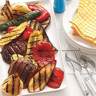 Citrus-Herb Grilled Vegetables