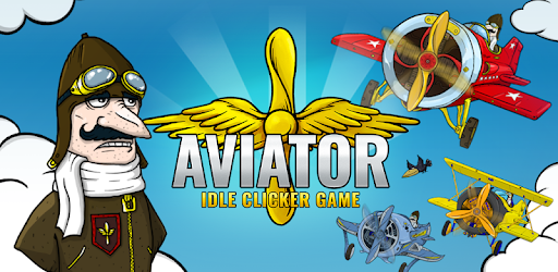 Aviator - idle clicker game - by SWG Games Lab - Simulation
