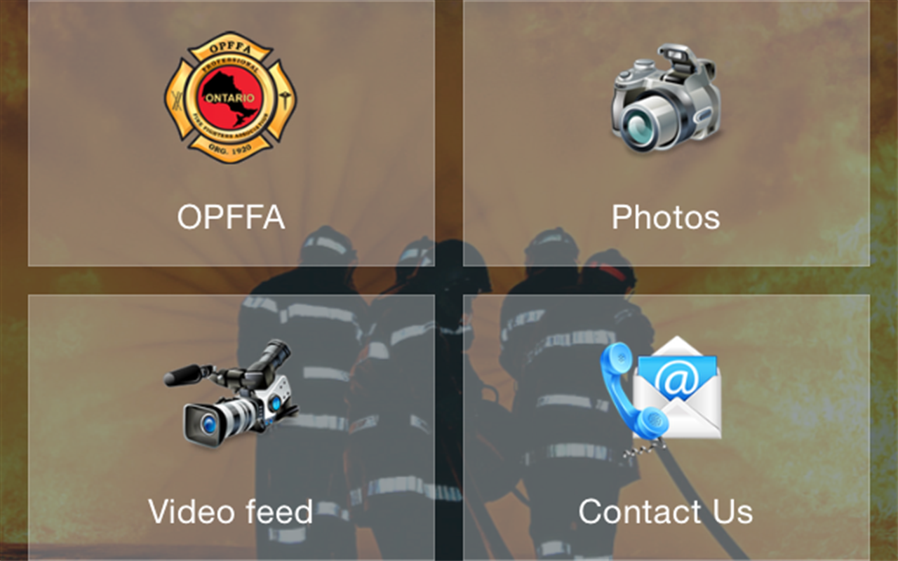 OPFFA- screenshot