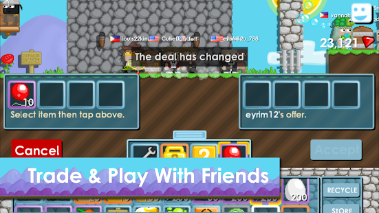 Growtopia - náhled