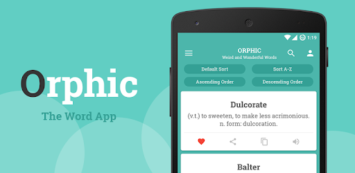 Image result for orphic app