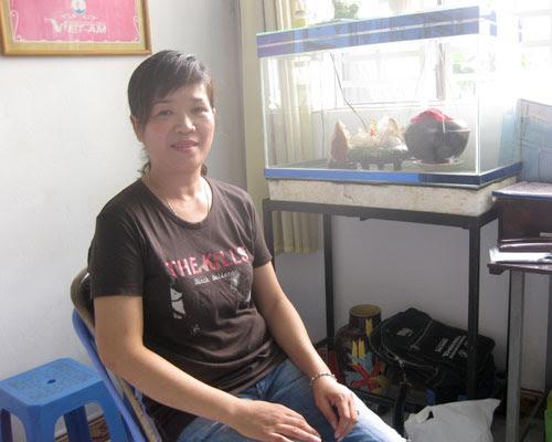 Chị Yến chia sẻ về quá trình khỏi bệnh thận hư nhờ Diện Chẩn