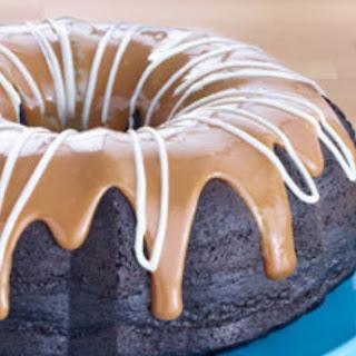 Caramel Bundt Cake.
