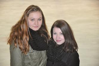 Photo: Den bruslení v rámci hodin tělesné výchovy (Zimní stadion SAREZA v Ostravě-Porubě, pondělí 24. listopad 2014).