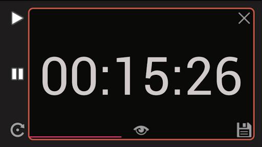Chronometer activity 5.0 screenshots 1