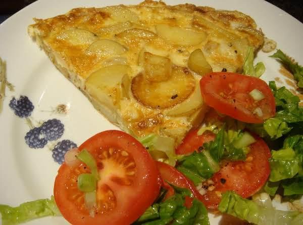 Spanish Omelet Recipe