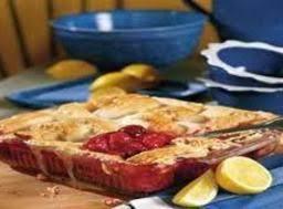 Cherry-banana Cobbler Recipe