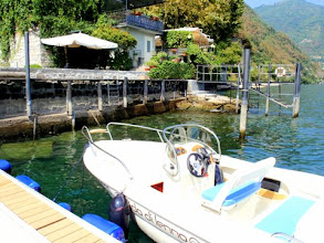 Photo: Ask about our favourite restaurants complete with boat mooring.