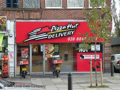 Pizza Hut Delivery On Alexandra Avenue Pizza Takeaway In