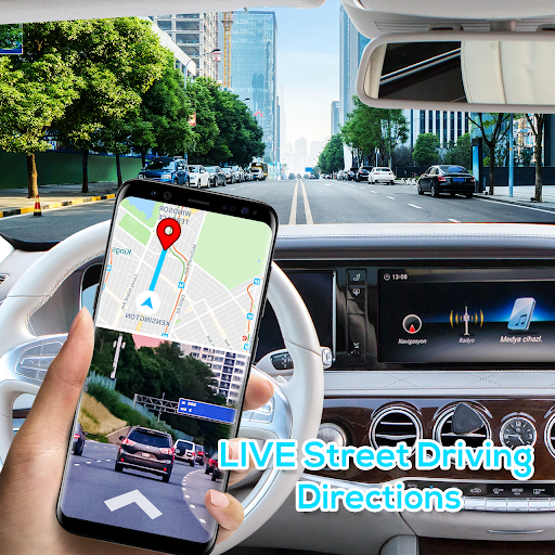 GPS Navigation - Map Locator & Route Planner - Apps on Google Play