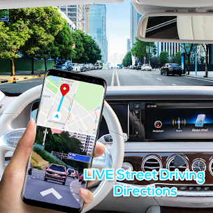 GPS Navigation – Map Locator & Route Planner 2