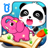 Baby Panda's Animated Stickers