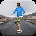 Skater Skateboard Tricks icon