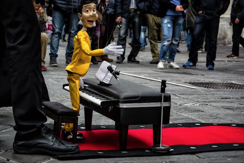 Il pianista di IsideB