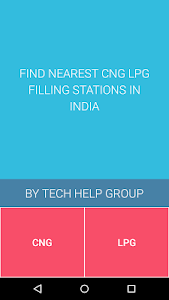 CNG LPG Filling Stations screenshot 1