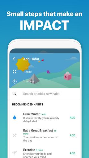 Fabulous: Daily Motivation & Habit Tracker  screenshots 4