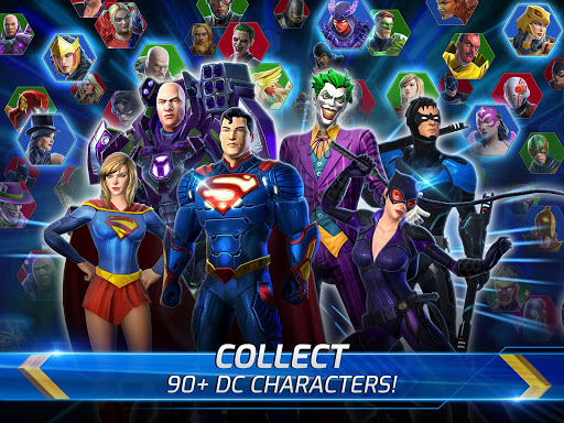 DC Legends: Battle for Justice  gameplay | by HackJr.Pw 8