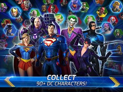 DC Legends: Battle for Justice 1.22.1 (Mod v3)
