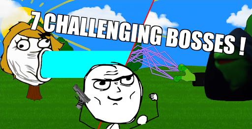 Meme Fury : Rage Comic Game 1.4 screenshots 1