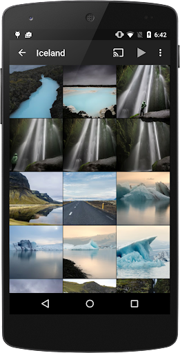 gFolio Photos for Google Drive 2.6.8 screenshots 5