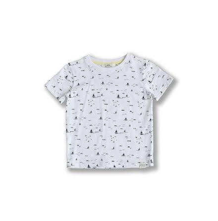 Hunter - Mönstrad t-shirt till barn