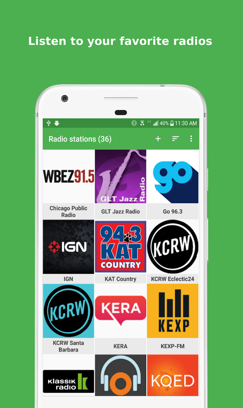 Podcast Republic - Podcast and Radio Player App Screenshot 2