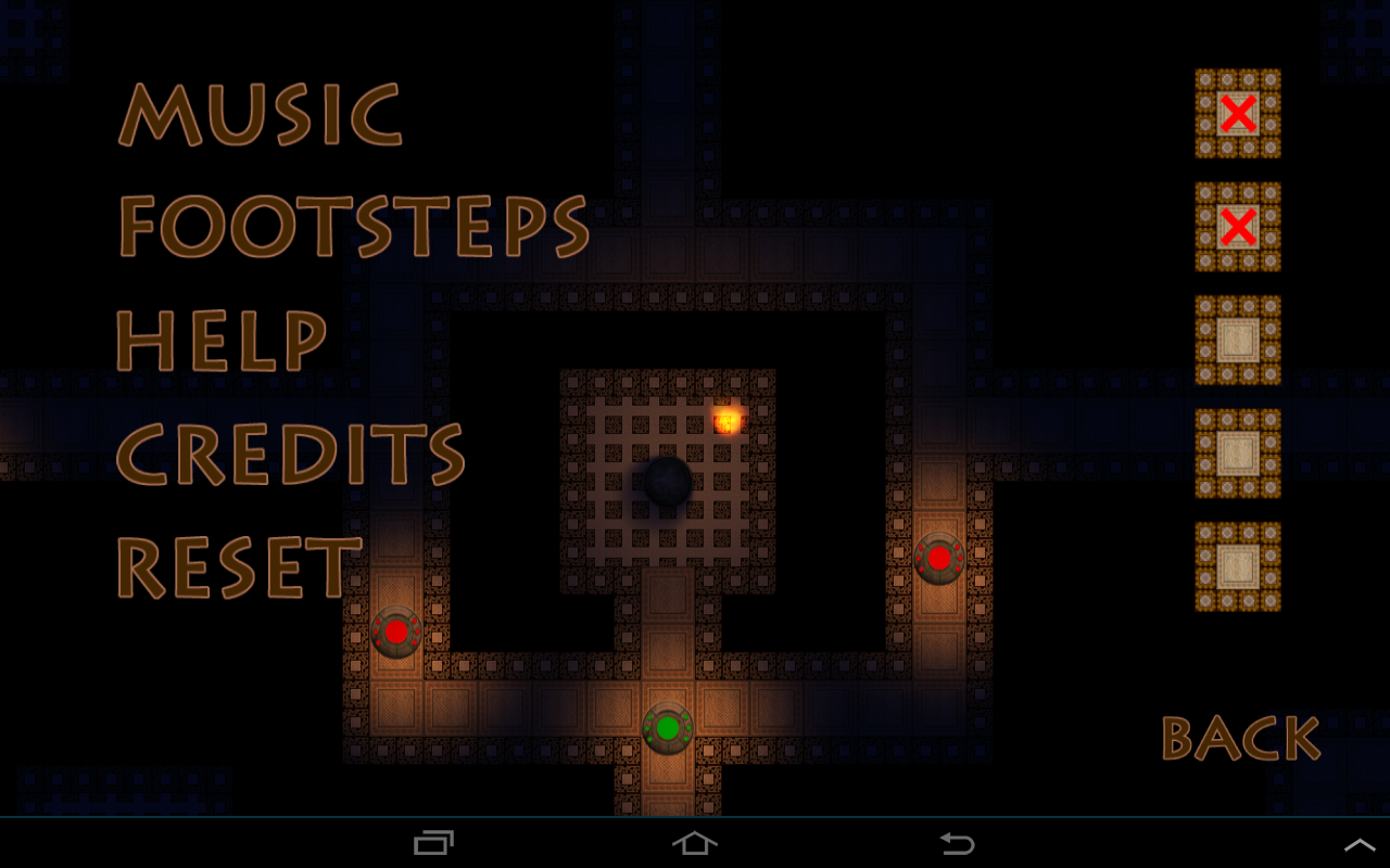 Misteri lite- screenshot