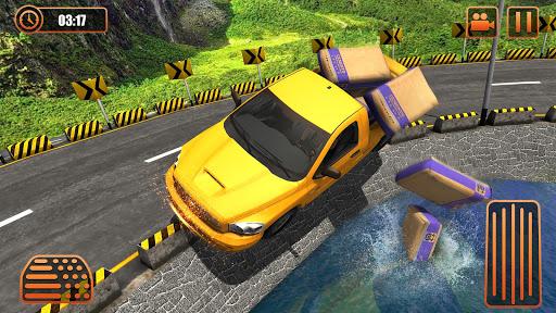 Offroad Pickup Truck Cargo Duty 2.0 Screenshots 10