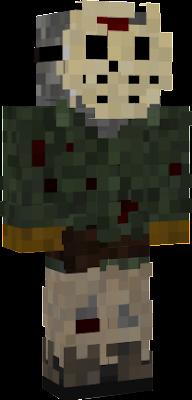Jason Nova Skin - Skins para minecraft pe jason
