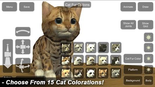 Cat Mannequin 1.5
