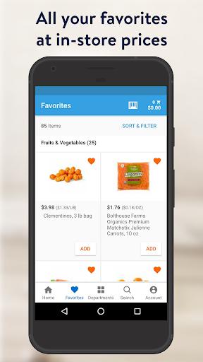 Walmart Grocery screenshot 4