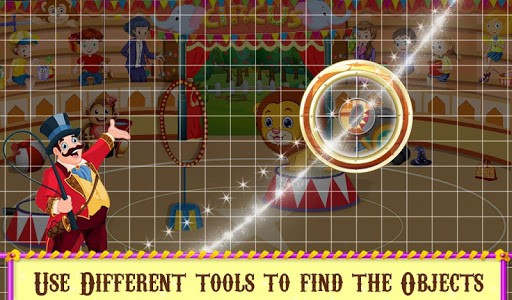 Circus Hidden Objects Fun v1.0.0
