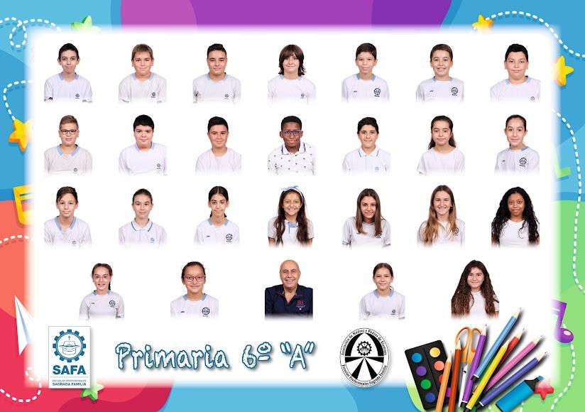 ALMERÍA CDP Colegio Sagrada Familia. 6º A de Primaria