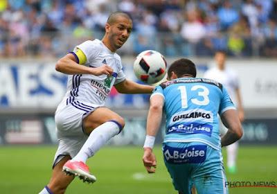 """Hanni connait l'importance du match contre Bruges : """"Beaucoup à gagner et à perdre"""""""
