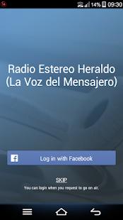 Radio Estereo Heraldo screenshot 1