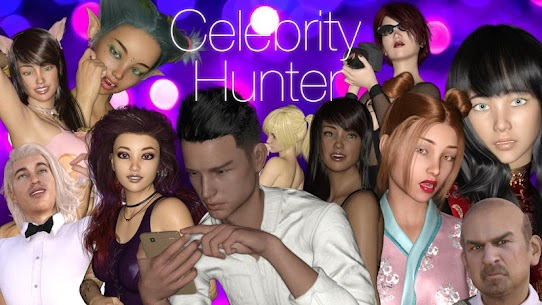 Celebrity Hunter: Serie Adulta 1