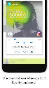 Sounds - Music with Friends- screenshot thumbnail