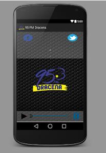 95 FM Dracena-SP screenshot 1