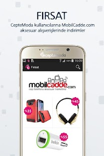 CepteModa- screenshot thumbnail