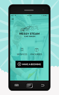 Messy Steam Car Wash - náhled
