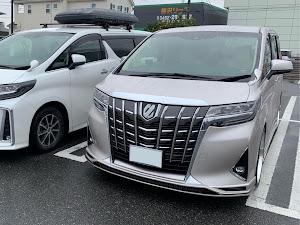 アルファード AGH30W G 2019年式のカスタム事例画像 Ryunosukeさんの2020年01月08日13:49の投稿