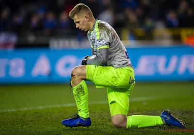 Butez is het slachtoffer: doelman voelt zich toch wel bedrogen door Club Brugge