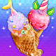 Magical Unicorn: Mermaid Ice Cream Cone Cooking Android apk