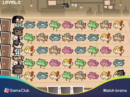 Zombie Match Defense: Fun, Brainy Match-3 Puzzles 1.2.78 screenshots 11
