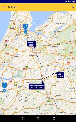 Reisplanner Xtra screenshot 13