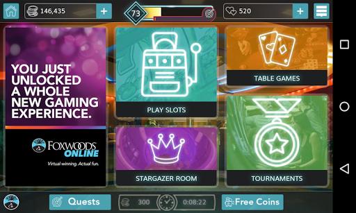 FoxwoodsONLINE - Free Casino 2.3.4 screenshots 1