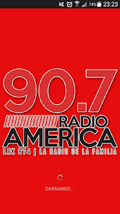 Radio America - Abra Pampa- screenshot thumbnail