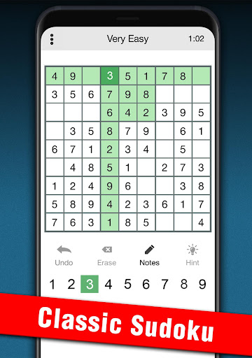 Sudoku 1.2.25 screenshots 6