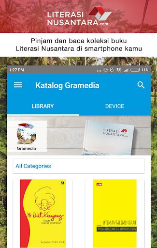 Literasi Nusantara 1.4.0 screenshots 1