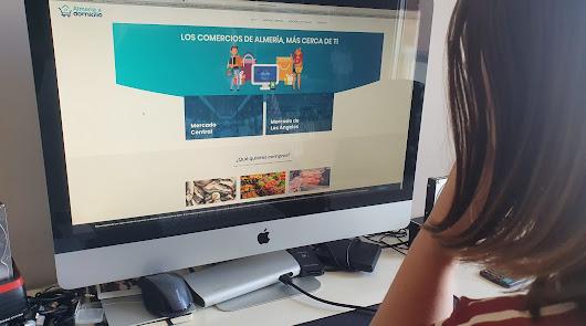 'almeriaadomicilio', la web referencia en la ciudad
